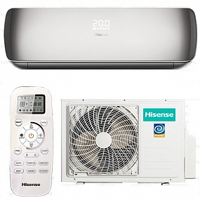 Сплит-система HISENSE Premium SLIM Design Super DC Inverter AS-10UR4SVPSC5(W)