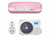 Сплит-система MIDEA KIDS STAR INVERTER MSEAAU-09HRFN1(SP)/MOA01-09HFN1