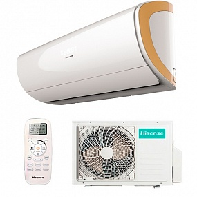 Сплит-система HISENSE Premium Future Design Super DC Inverter AS-13UR4SSXQB